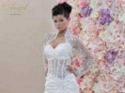 ZOBACZ!!! przepiękna suknia ślubna z kolekcji ANGEL 2011