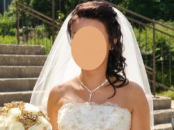 Zocista wyjątkowa  Suknia ŚLUBNA
