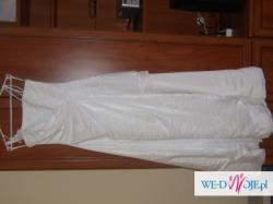 Zupełnie Nowa suknia ślubna!! Świetna oferta!!