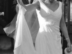 Zwiewna suknia ślubna Odin 5040