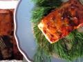 łosoś z piekarnika przepis, przepis na łososia z piekarnika, jak zrobić łososia z piekarnika