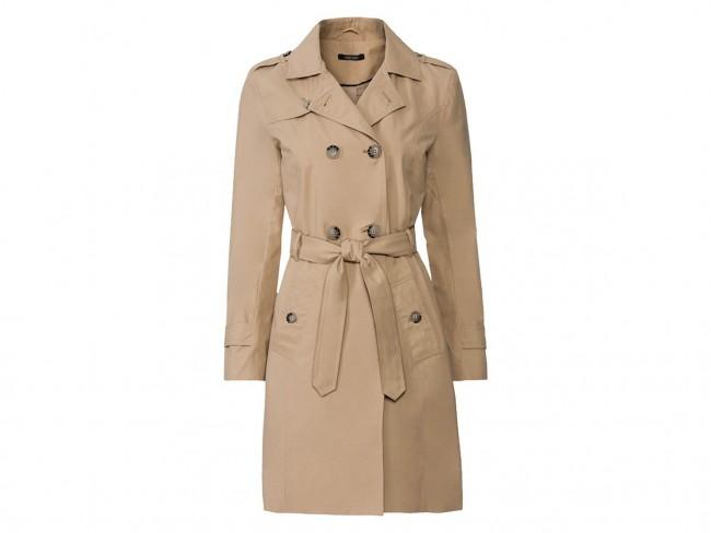 płaszcz z Lidla