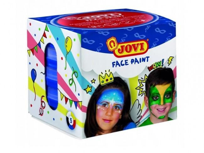 Farbki do twarzy Jovi
