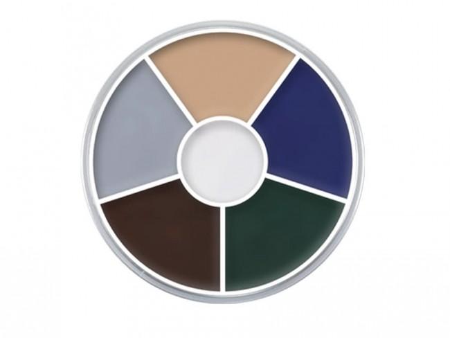 Farbki do twarzy Kryolan