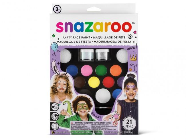 Farbki do twarzy Snazaroo