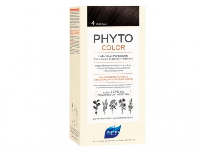 zdrowa farba do włosów Phyto Color