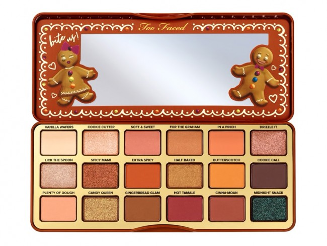 Paleta too faced extra spicy