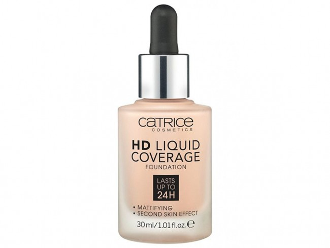 Podkład HD Liquid Coverage Catrice