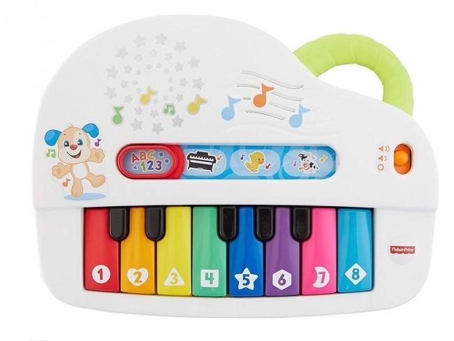 Pianino interaktywne dla dwulatka