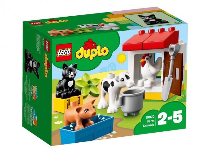 Klocki Lego Duplo dla dwulatka