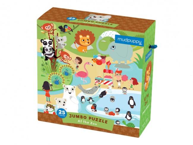 Puzzle podłogowe dla dwulatka