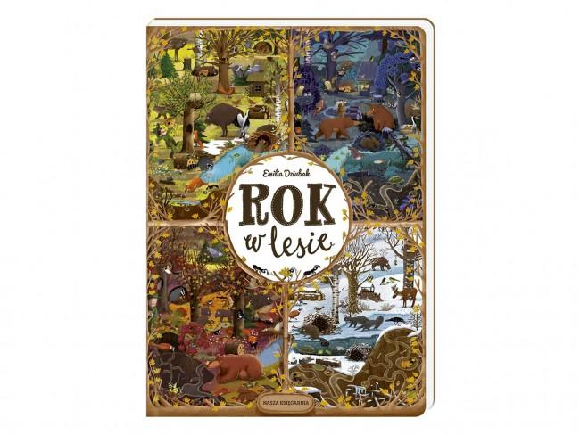 Książka Rok w lesie