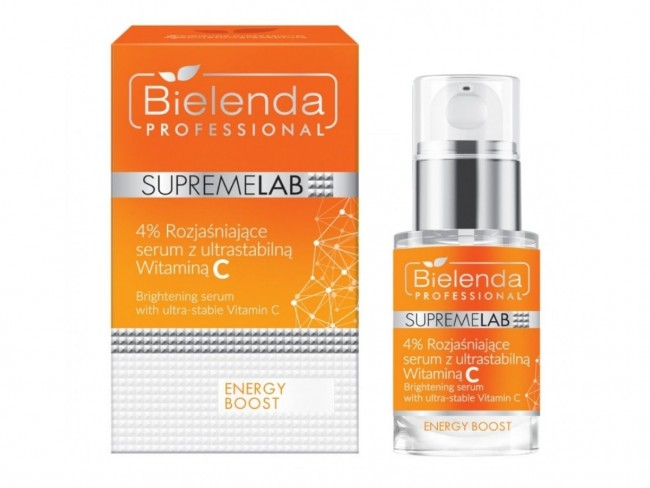 serum z witaminą C Bielenda