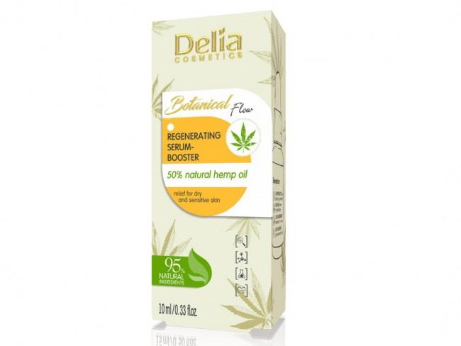 Serum Delia z olejem konopnym opinie