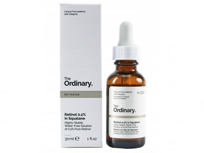 serum z retinolem The Oridinary