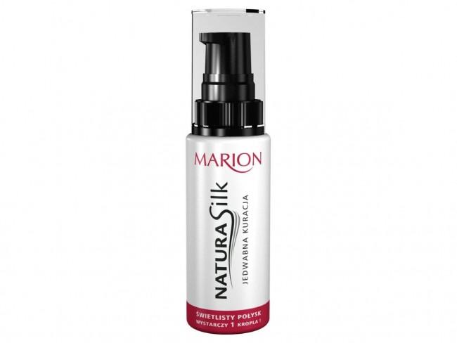 serum silikonowe do włosów Marion