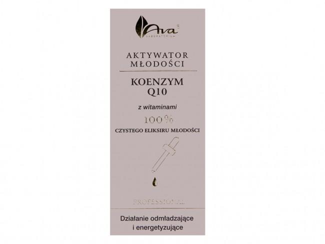 serum z koenzymem Q10 AVA opinie
