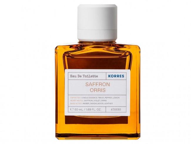 perfumy Korres na jesień 2021