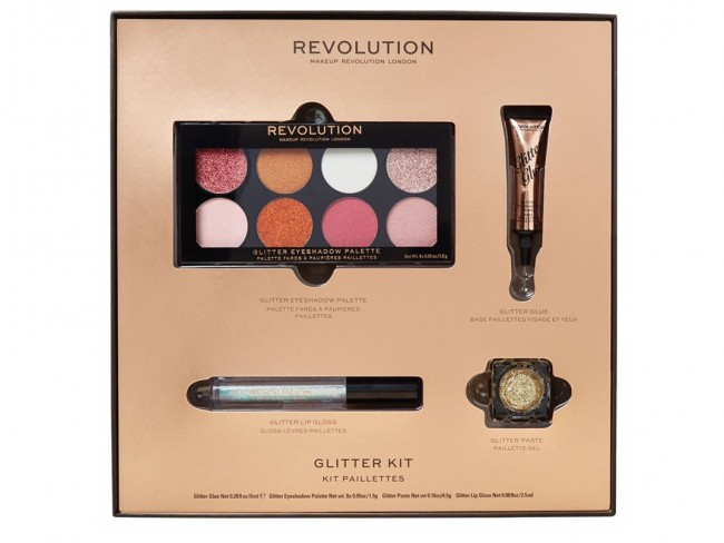 Zestaw do makijażu Make Up Revolution
