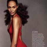 American Vogue kwiecień 2011 - Joan Smalls