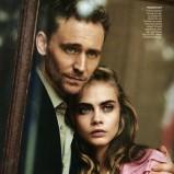 American Vogue maj 2013 - Cara Delevingne