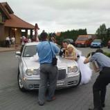 Amerykańskie samochody do ślubu