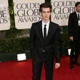 Andrew Garfield - Złote Globy 2011