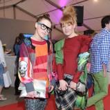 Anna Karamon, Aleksandra Nowak - Fashion Week Poland 2012