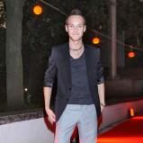 Artur Chamski - letnia moda męska