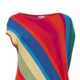 asymetryczna sukienka Solar - kolekcja damska 2013