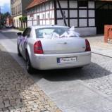 Auto do ślubu chrysler 300c