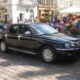 Auto do ślubu - Poznań Bydgoszcz - ROVEREM DO ŚLUBU