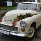 auto do ślubu Warszawa 224 Jelenia Góra
