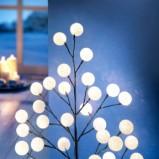 Bajeczne lampki dekoracyjne  - Boże Narodzenie