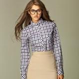 bardzo modna koszula Nife w kratkę  - kolekcja jesienno - zimowa 2012/13