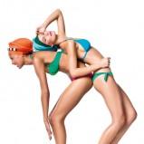Benetton - moda plażowa 2012 - zdjęcie