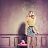 beżowa bluzka Tally Weijl - trendy na jesień-zimę