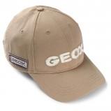 beżowa czapka z daszkiem Geox - z kolekcji wiosna-lato 2012