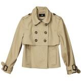 beżowa kurtka H&M - wiosenna kolekcja
