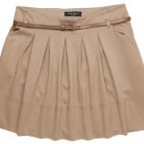 beżowa spódnica Reserved - jesień/zima 2011/2012