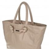 beżowa torebka Claudia & Top Secret - kolekcja na lato