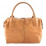 beżowa torebka Prima Moda - kolekcja jesienno-zimowa