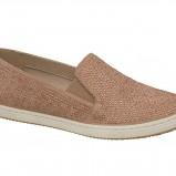 beżowe buty Deichmann z dżetami