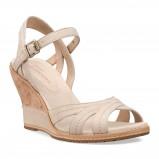 beżowe sandałki Timberland  - kolekcja wiosenno-letnia