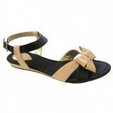beżowe sandały Bata - kolekcja na lato