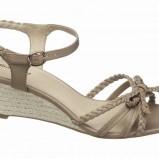 beżowe sandały Deichmann - trendy wiosna-lato