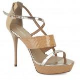 beżowe sandały Kazar - kolekcja na lato
