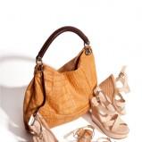 beżowe sandały Prima Moda - wiosna/lato 2012