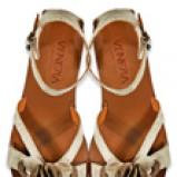 beżowe sandały Venezia - lato 2011