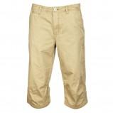 beżowe spodnie Cottonfield krótkie - moda wiosna/lato